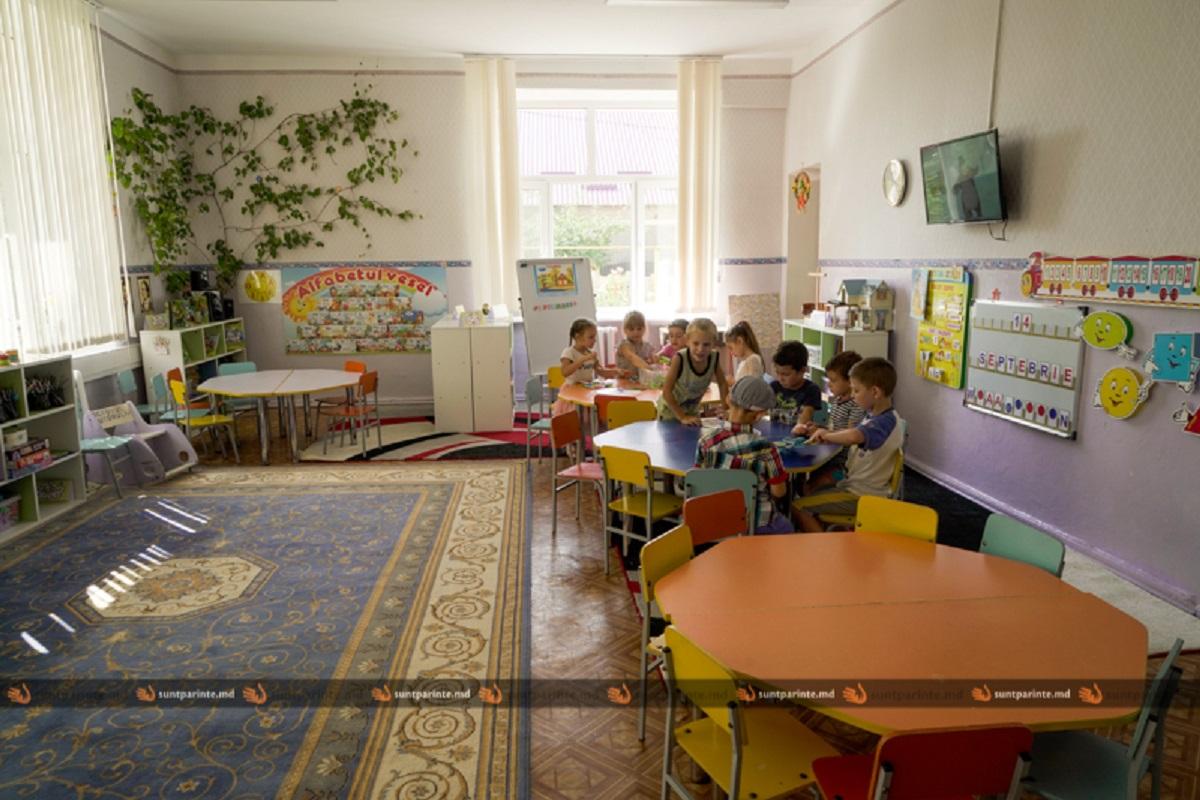 De săptămâna viitoare, grădinițele din Chișinău vor activa până la ora 17:30